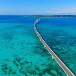 【失神寸前】沖縄の宮古島を観光!伊良部大橋が綺麗すぎて死ねるw
