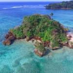 【オススメ離島】西表島から由布島名物の水牛車と海をドローン空撮してみた!