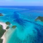 【ミシュラン三つ星】石垣島の川平湾と人気ビーチをドローン空撮したら絶景すぎる!