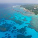 【ベストビーチ1位】沖縄の波照間ブルーで有名な、ニシ浜ビーチをドローン空撮してみた!