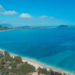 全米No.1ビーチのラニカイビーチを空撮してみて超感動!オススメの行き方と注意点とは?