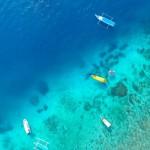 【インドネシア穴場】バリ島から行ける絶景の離島ギリトラワンガン島をドローン空撮の旅!