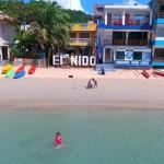【パラワン島人気】エルニドビーチ絶景ドローン空撮Palawan Island