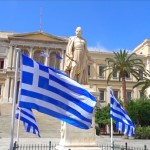 【Syros,Greece×Phantom4Pro4K】ギリシャ・シロス島ドローン空撮