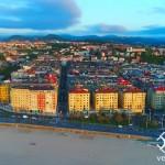 【San Sebastián, Spain×Phantom4Pro4K】サンセバスチャン・スペインドローン空撮